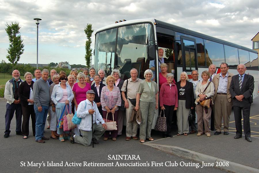 First SaintARA Outing Chatham