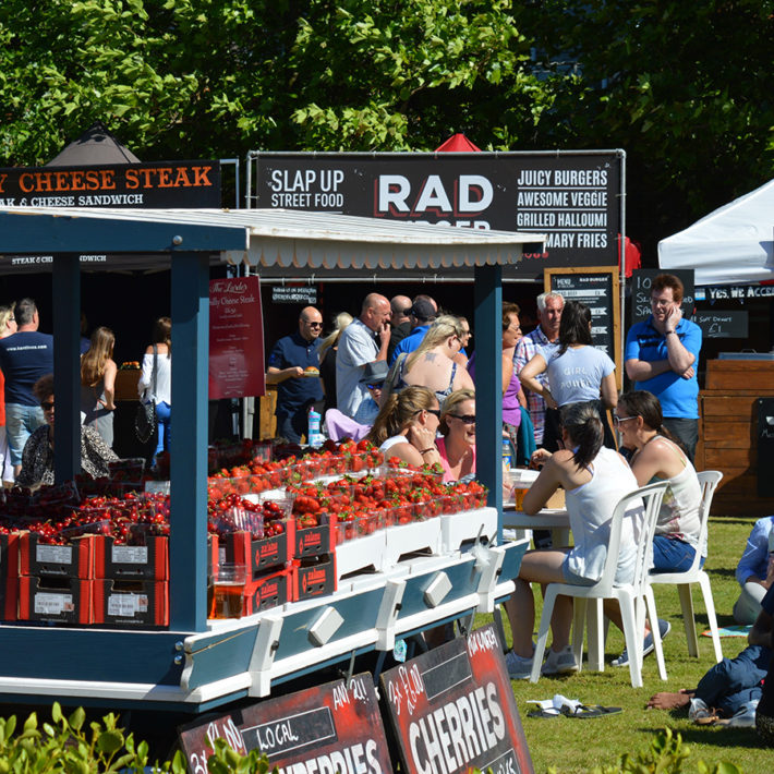 Food & Drink Festival 25th To 27th May 2019
